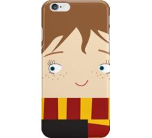 Hermione, harry potter iPhone Case/Skin
