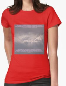 The Lords Prayer Womens Fitted T-Shirt