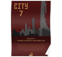 City 7 Poster