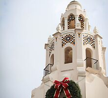 Carthay Circle at Christmas Time by gretchybear