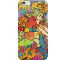Adventure is on the Pages iPhone Case/Skin
