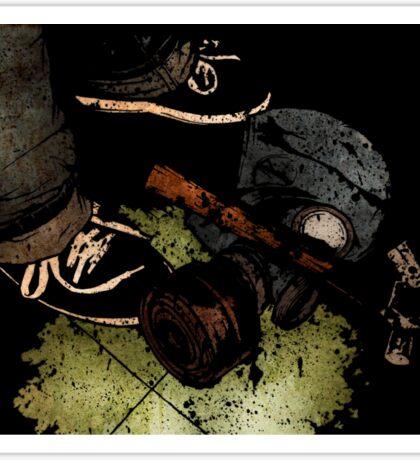 Leroy - Weapons Of War Sticker