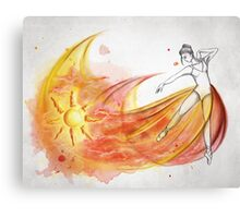 Sun Dancer Canvas Print