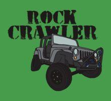 Rock Crawler by JeepsandPlanes