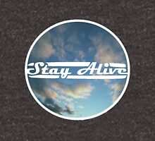 Stay Alive - Clouds Unisex T-Shirt