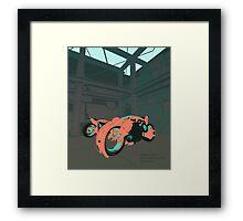 ARMORTECH/ BIXE CB12 Framed Print