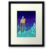 Adventure Skies Framed Print