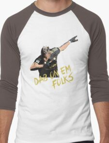 Pogba - Dab On Em Folks Men's Baseball ¾ T-Shirt