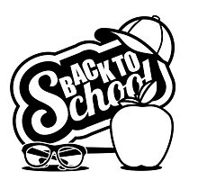Back to school design Photographic Print