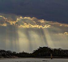 When Light Split The Sky by MotherNature