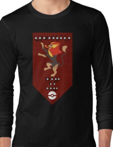 House Lannister:  Long Sleeve T-Shirt