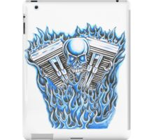 V Twin RH iPad Case/Skin