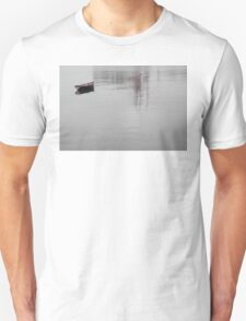 Quiet Boat on Water Unisex T-Shirt