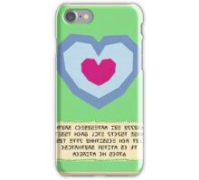 Legend of Zelda Heart Container iPhone Case/Skin