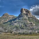 The Cathedral, Mt Buffalo, Victoria by Adrian Paul