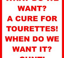 Tourette Print by core