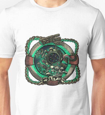 Dread the deep #1 2.0 Unisex T-Shirt