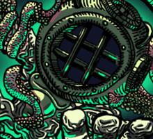 Dread the deep #1 2.0 Sticker