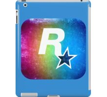 °GEEK° Rockstar Rainbow iPad Case/Skin