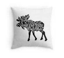 Hwaangh Throw Pillow