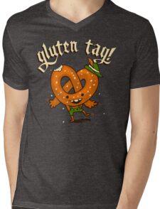 Gluten Tag! Mens V-Neck T-Shirt