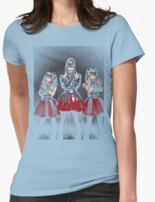 BABY METAL 1 Womens Fitted T-Shirt