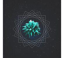 Molecule Photographic Print