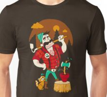 Green Thumberjack Unisex T-Shirt