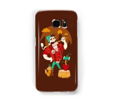 Green Thumberjack Samsung Galaxy Case/Skin