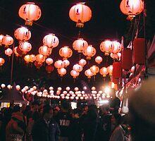 Night Markets II by strangerandfict