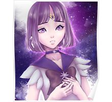 Sailor Saturn Poster