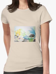 Coralia Womens Fitted T-Shirt