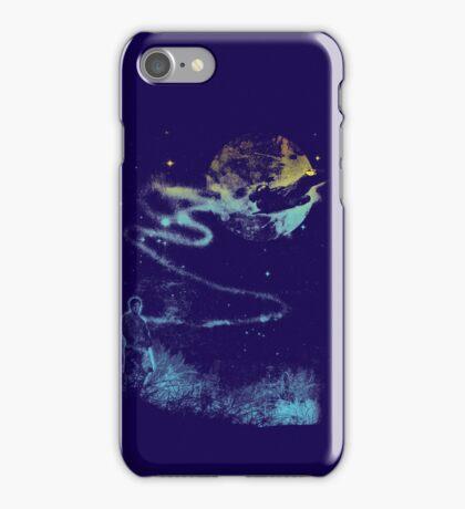 like a leaf iPhone Case/Skin