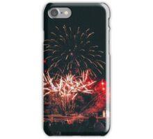 Lantern Festival Fireworks II iPhone Case/Skin