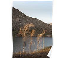 El Capitan Reservoir, San Diego County, California, 11 Poster