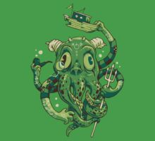 Sir Charles Cthulhu One Piece - Short Sleeve