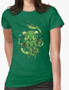 Sir Charles Cthulhu Womens Fitted T-Shirt