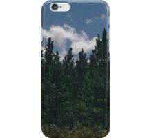 Geometric Forest. iPhone Case/Skin