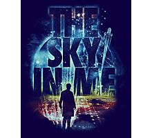 the sky in me Photographic Print