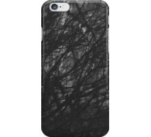Dark woods. iPhone Case/Skin