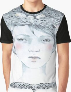Spring Crown Graphic T-Shirt