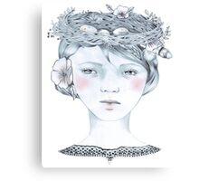 Spring Crown Canvas Print