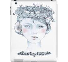 Spring Crown iPad Case/Skin