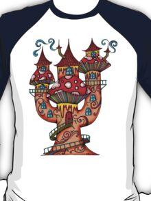 Mushroom House IIII T-Shirt