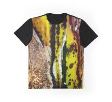 Banana Tree Graphic T-Shirt