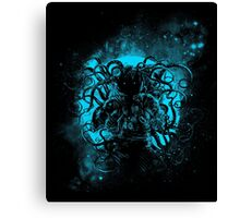 terror from deep space Canvas Print