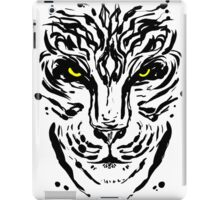 Tiger Ink iPad Case/Skin