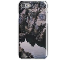 Pastel lichen iPhone Case/Skin
