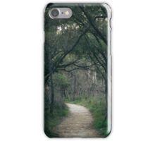 Journey's End. iPhone Case/Skin