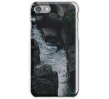 Icy depths. iPhone Case/Skin